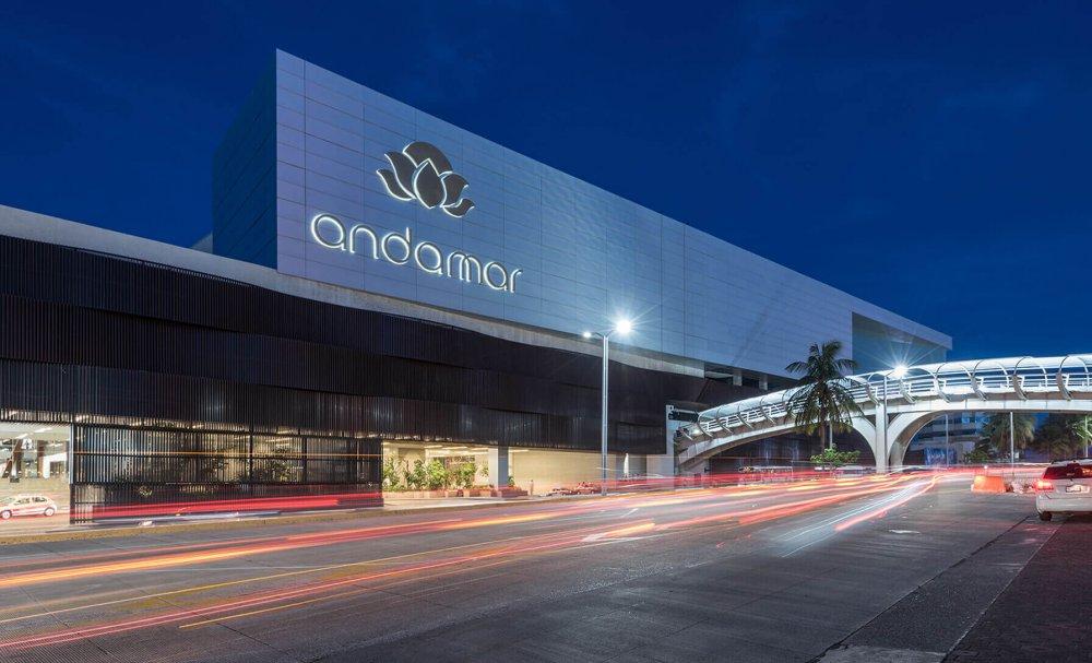 Espacios publicitarios en Andamar