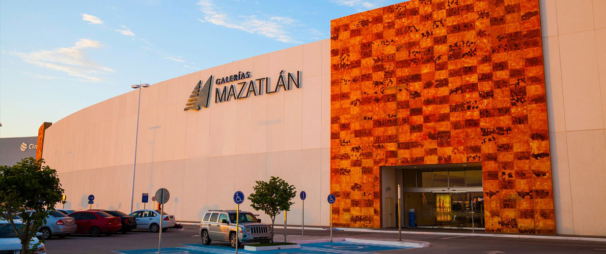 Espacios publicitarios en Galerías Mazatlán