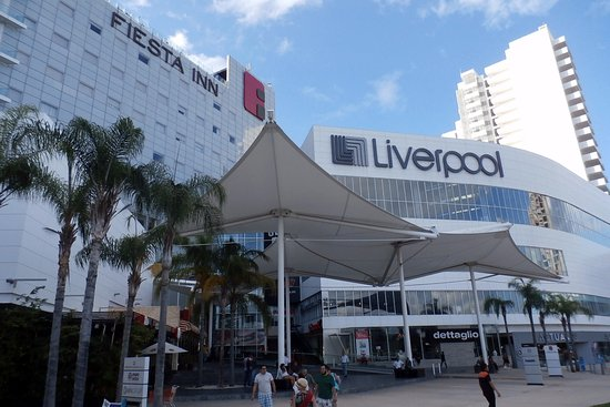 Publicidad en Las Américas Cancún Mall