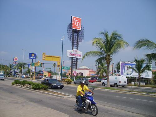 Publicidad en Plaza Salagua