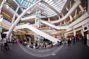 Elegir centro comercial publicidad