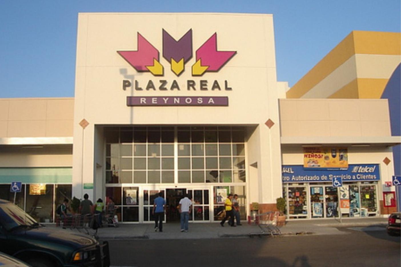 Espacios publicitarios en Plaza Real Reynosa
