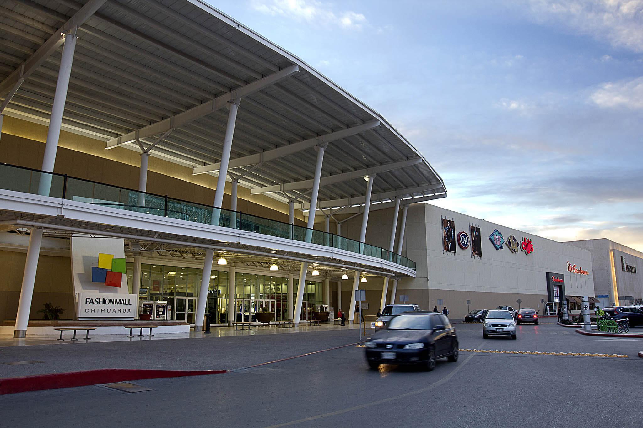 Publicidad en Chihuahua Fashion Mall