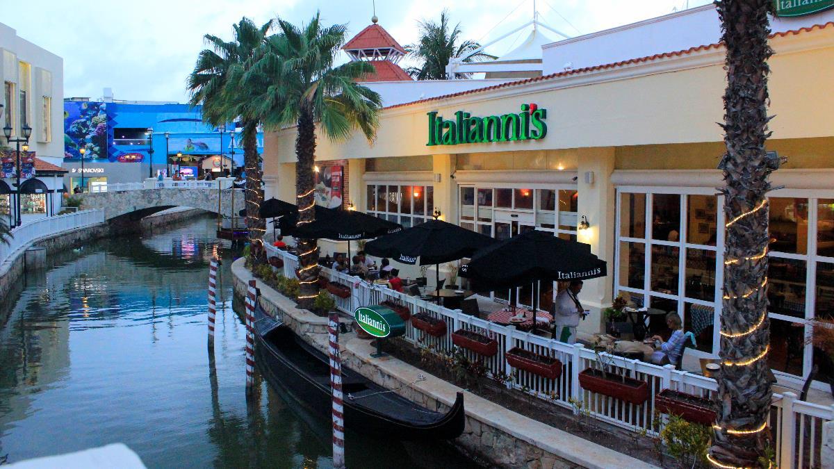 Publicidad en la Isla Cancún