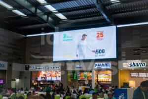 Pantallas publicitarias: una apuesta hacia la tecnología