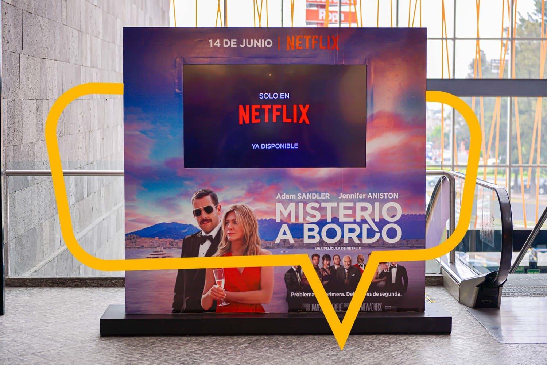 Mamparas publicitarias en México